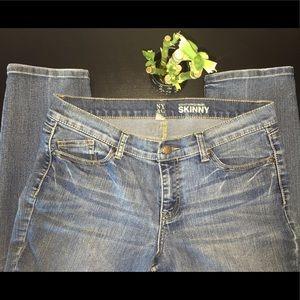 NY&C Skinny Jeans in size 10